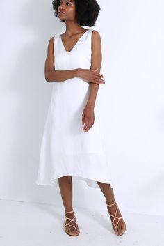 Natalie Busby A-Line Dress