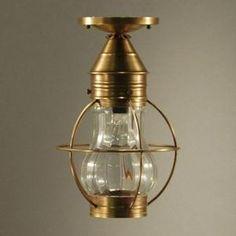 CCL2724 Anchor Buoy Ceiling Lantern