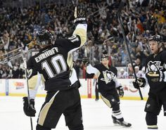 Dec. 6, 2014 — Penguins 3, Senators 2 (Photo: Chaz Palla | Trib Total Media)
