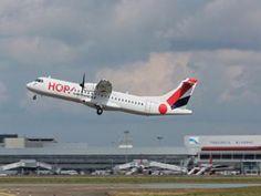 HOP! Air France ouvre à la vente l'été à Pau