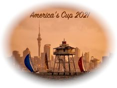 The 2021 America's Cup is hosted in Auckland, City of Sails. America's Cup, Visit New Zealand, Auckland, Sailing, City, Candle, Cities