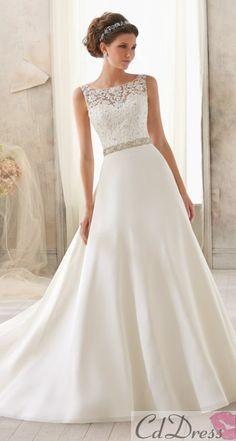 wedding dress wedding dresss #vestidos de #novia                                                                                                                                                      Más