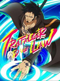 Trafalgar D. Water Law One piece