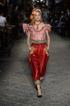 Dolce & Gabbana Colección Haute Couture (Alta Moda) Fall/Winter 2016-2017