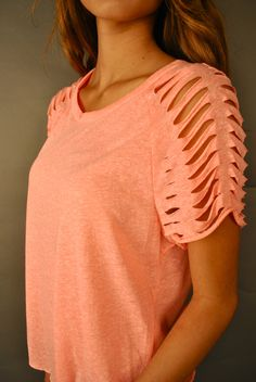 LASER CUT TOP – GRAND CENTRAL CLOTHING