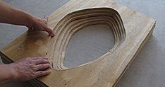 Plywood Press Molds: A Great Technique for Enlivening Your Pottery Forms