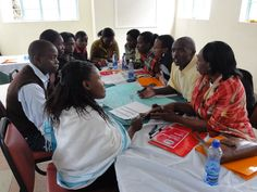 All Group Discussion - Kwa Watoto