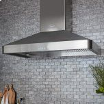 "Discovery 36"" Chimney Hood, wall-mounted in Stainless Steel Photo #2"