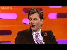 Has Doctor Who's David Tennant seen Matt Smith on set? - The Graham Norton Show - BBC One