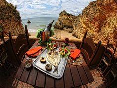 Restaurant canico Aldeamento da Prainha,Praia dos 3 Irmãos, Alvor,8500-072 Portimão,Portugal