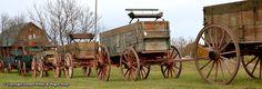 Farm, Freight Wagons & Buckboards
