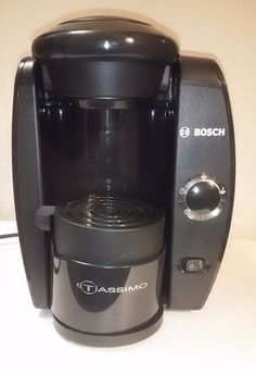 Bosch Tassimo TAS1000UC Single Cup  T-Disc Coffee Maker  #Bosch