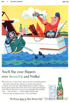 You'll flip your flippers!  Pinned By: augustaliquors.com