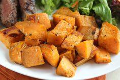 Sweet Potatoes Roasted With Garlic And Rosemary Recipe - Food.com: Food.com: Food.com