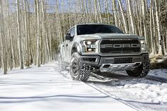 The new 2017 Ford F-150 Raptor