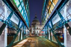 St Paul's Cathedral, near One New Change, London, England by Joe Daniel Price on 500px