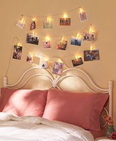 Use the 15-Ft. LED Photo Clip String Lights to hang reminders, greeting cards, artwork and so much more. Each vibrant clip (1