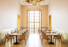 ベルサイユ宮殿に、アラン・デュカスの最新店〈ORE〉開店!   カーサ ブルータス