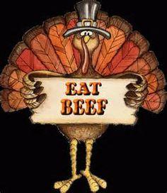 Turkey says: Eat Beef!