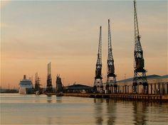 Southampton waterfront