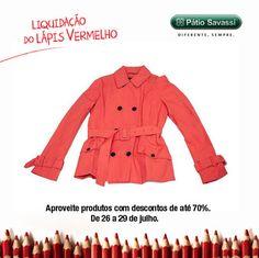 Trench Coat, de 589,00 por R$289,00 na Ellus do @meupatiosavassi. #LLV