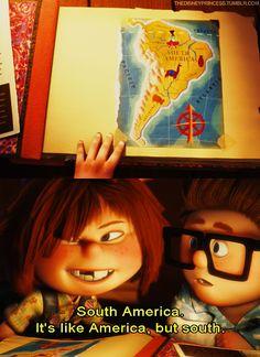 best love story of all time. Disney Pixar Up, Disney Frozen Elsa, Disney Love, Disney Magic, Walt Disney, Disney Princess, Up The Movie, I Movie, 21st Century Fox