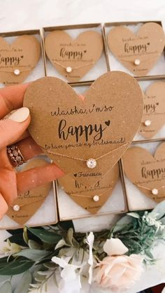 Bridesmaid Thank You, Wedding Gifts For Bridesmaids, Gifts For Wedding Party, Bridesmaid Necklace Gift, Bridesmaid Gift Boxes, Bridesmaid Proposal Gifts, Bridesmaid Dresses, Wedding Favor Bags, Wedding Dresses
