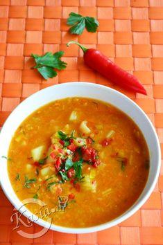 Soup Recipes, Chili, Ethnic Recipes, Food, Chile, Essen, Meals, Chilis, Yemek