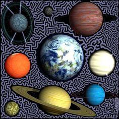 LabyPlanètes - Science & Vie Junior n°85 Octobre 1996