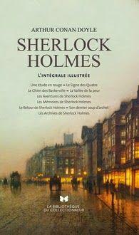 Sherlock Holmes - L'intégrale Illustrée | Le Bouquinovore