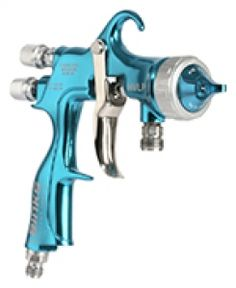 Spray Guns are meticulously engineered to meet or exceed quality and safety standards including those of OSHA and NFPA as well as all applicable building code regulations. Turnkey spray booth installation services are also offered by Schweitzer & Crosson Inc . Whether you are powder coating bicycle frames or painting helicopters.