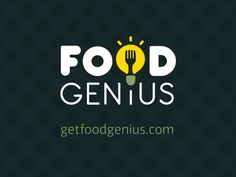 Food Genius logo animation by Dmitry Lantsevich