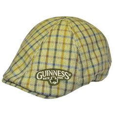 6aca1ce3189 Guinness Official Merchandise GU0002 GUINNESS Plaid Wool Ivy Celtic  Clothing
