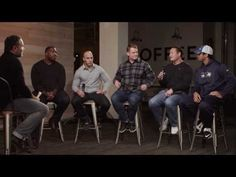 """Seattle Seahawks ~ Pastor Mark Driscoll Interviews the Seattle Seahawks -before the Super Bowl ~ 2014 ~ """"Jesus is better than the Super Bowl"""" Seahawks Players, Seahawks Football, Mark Driscoll, Who Is Jesus, Conservative Politics, 12th Man, God Loves Me, Inspirational Videos, Seattle Seahawks"""