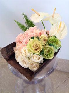 Love #flowerarrangement