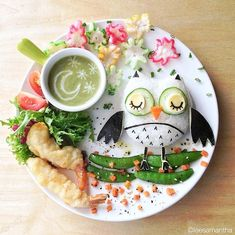 Yummy ! – 23 nouvelles créations Food Art par Eatzybitzy | Ufunk.net