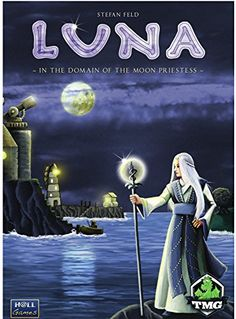 Luna Board Board Game >>> Read more reviews of the product by visiting the link on the image. Note:It is Affiliate Link to Amazon.