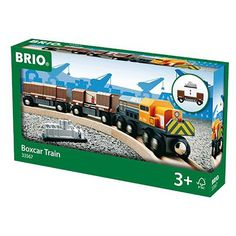 It has been said that collecting classic toy trains in the world's greatest hobby. Many of today's collectors received their first toy train set when they were young, often as a Christmas or birthday present. Brio Toys, Boxcar, Great Hobbies, Rolling Stock, Model Train Layouts, Train Car, Models, Classic Toys, Model Trains
