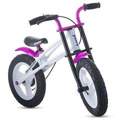 Joovy Bicycoo BMX Balance Bike, Pink, 21.5 x 16.2 x 33.5. #Joovy #Bicycoo #Balance #Bike, #Pink,