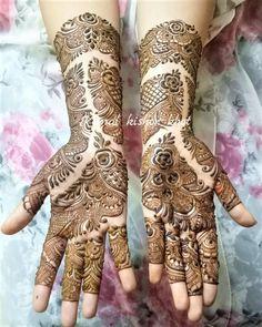 Henna Hand Designs, Mehndi Designs Finger, Modern Henna Designs, Floral Henna Designs, Back Hand Mehndi Designs, Mehndi Designs Book, Latest Bridal Mehndi Designs, Stylish Mehndi Designs, Mehndi Designs 2018