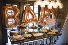 BOHEMIAN BABY SHOWER FOR OUR LITTLE GIRL