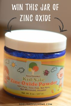 """Zinc oxide is an ingredient found in many natural body care products, including sunscreen, diaper cream, anti-itch cream and more. The active ingredient found in Calamine lotion is zinc oxide. Zinc oxide is an inorganic compound. Its molecular formula is ZnO, which is one zinc atom and one oxygen atom held together by an ionic bond(Source, Source). Made from zinc, zinc oxide is essentially zinc that has been oxidized. Zinc Oxide is """"a mild astringent and topical protectant with some…"""