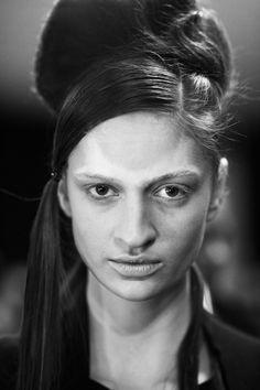 FACES / BARBARA I GONGINI / COLLECTION 20 / AW14 / credit_ADAM KATZ SINDING