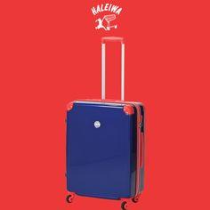 """""""HAPPY HALEIWA""""スーツケース新発売! ポップでカラフルなキャリー!! 「DEEP SEA / SUNSET」  詳しくはこちら▼ http://trio1971.com/haleiwa/index.html"""