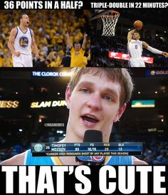 RT @NBAMemes: Stephen Curry & Russell Westbrook don't have Timofey Mozgov impressed today.  #War - http://nbafunnymeme.com/nba-funny-memes/rt-nbamemes-stephen-curry-russell-westbrook-dont-have-timofey-mozgov-impressed-today-war
