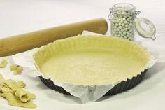 Pâte à tarte sucrée sans gluten sans lactose - Sunny Délices