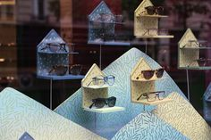 "LAFONT EYEWEAR, Paris, France, ""A House in the Hills"", close-up, pinned by Ton van der Veer"