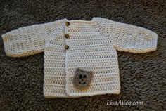 Free Crochet Paterns for Baby Boys, Crochet Sets, Sweaters, Hats Booties and More