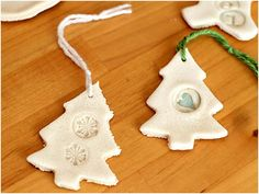 Modern Parents Messy Kids: DIY Salt Dough Ornaments: Possibly the Most Brilliant Christmas Craft Ever!