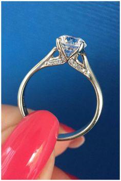 The wonderful Glenrothes engagement ring by MaeVona.